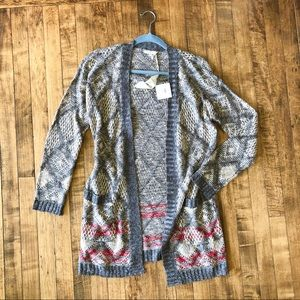 Mystree Lightweight Cardigan